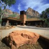 Zion National Park Visitor Center – Efficient and Passive Solar