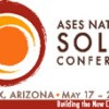 ASES National Solar Conference 2010