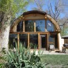 Passive Solar Quonset Hut Retrofit