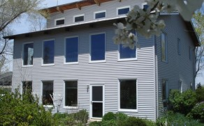 From Farmhouse to Modern Passive Solar, Part 2