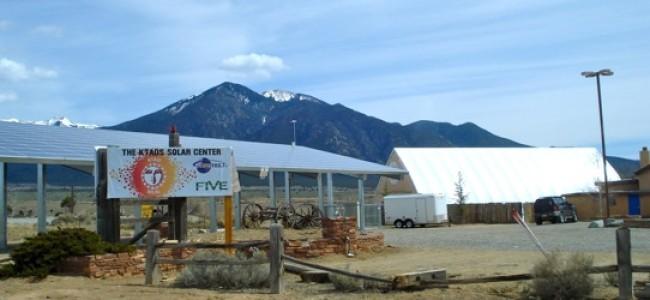 KTAO – The Solar Powered Radio Station