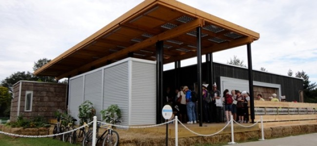 A Modernized Solar Homestead
