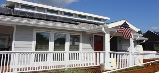 New Technology Combined with the Traditional American Look, the Solar INHome