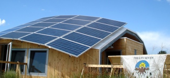 Blending Native Traditions with Solar Technologies