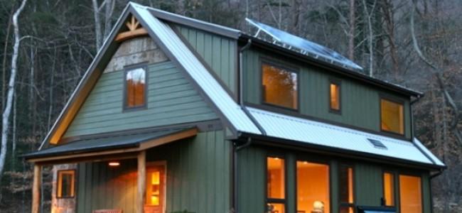 Asheville Passive Solar Homes