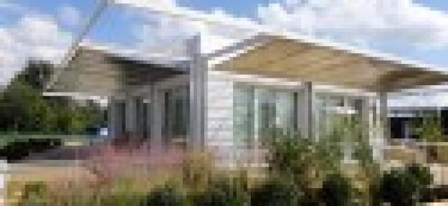 A Poetic Net-Zero Solar Home for Hurricane Season