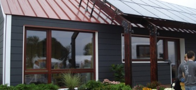 The Passive and Adaptable Solar 4D Home