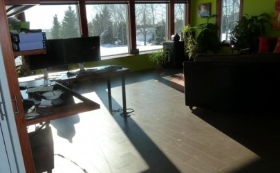 How Passive Solar Keeps You Warm In Snowy Winters
