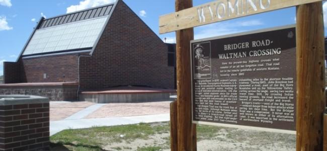 Bridger Road – Waltman Rest Area