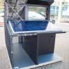 Solar Phase-Change Dog House