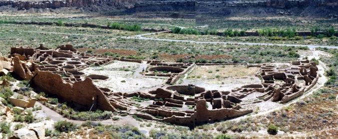 Chaco Canyon, Pueblo Bonito