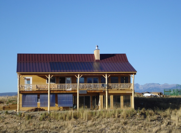 Passive Solar and Active Solar