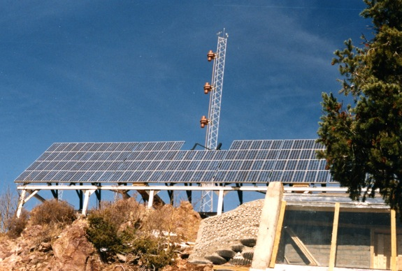 KTAO Solar Array