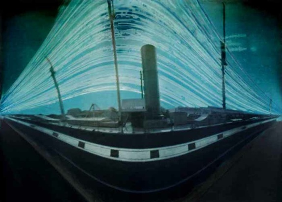 Quinnell pinhole camera