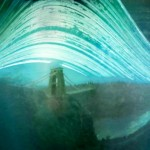 Justin Quinnell's pinhole timelapse photography of sun travel