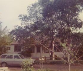 Farmhouse Before Passive Solar Retrofit