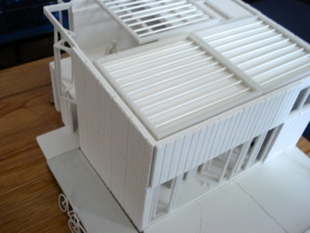 E-Cube Model for the 2011 Solar Decathlon