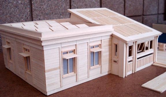 First Old Dominion Hampton University Model