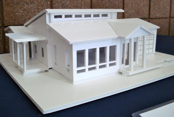 Purdue's IN Home - Model for the 2011 Solar Decathlon | Green Passive Solar Magazine