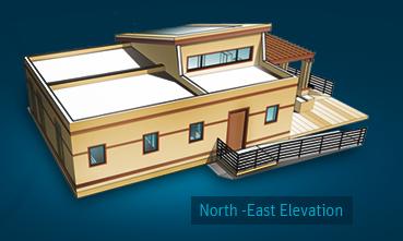 Unit 6 Unplugged solar house model northeast facing building simulation