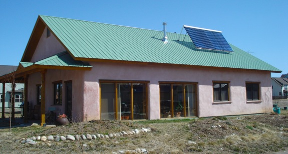 Passive Solar Project Homes Home Decor