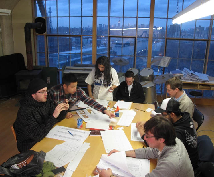 Solar Decathlon Team Planning