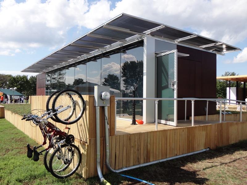 University of Tennessee 2011 Solar Decathlon Home