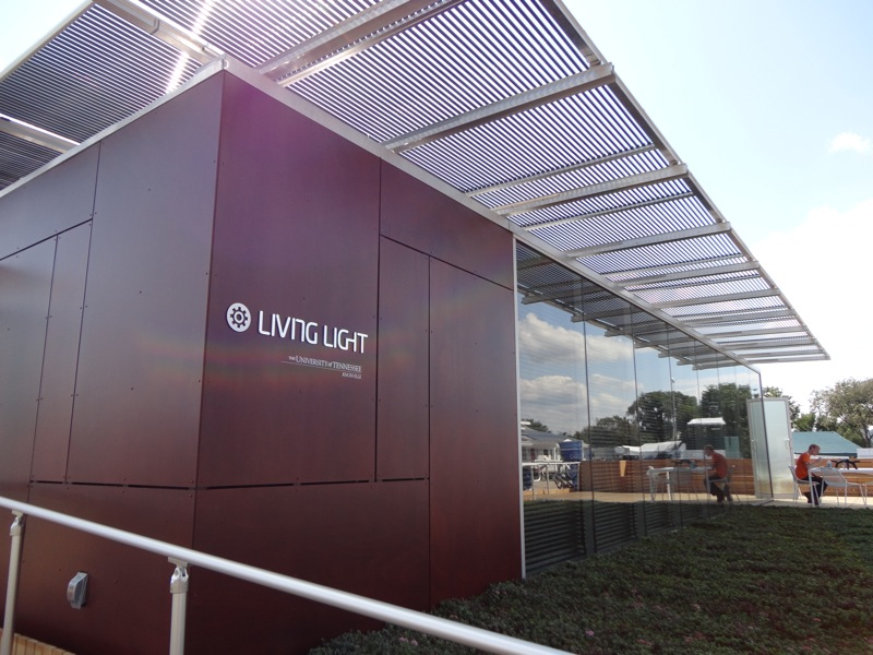 Living Light Solar Decathlon