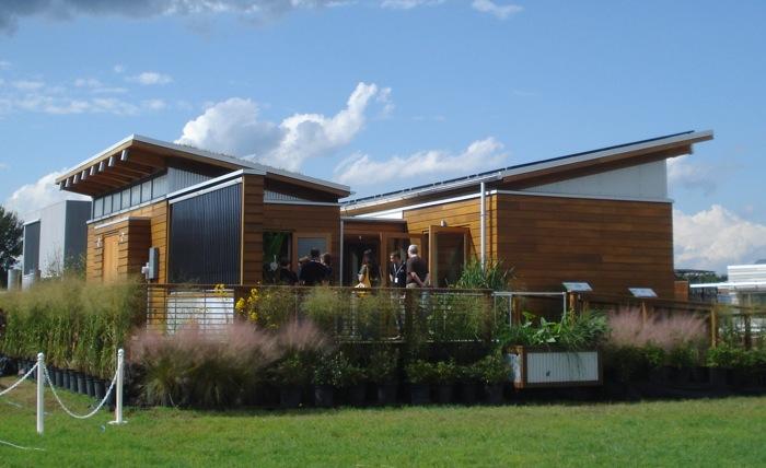 Solar Decathlon 2011 Winner Watershed Home