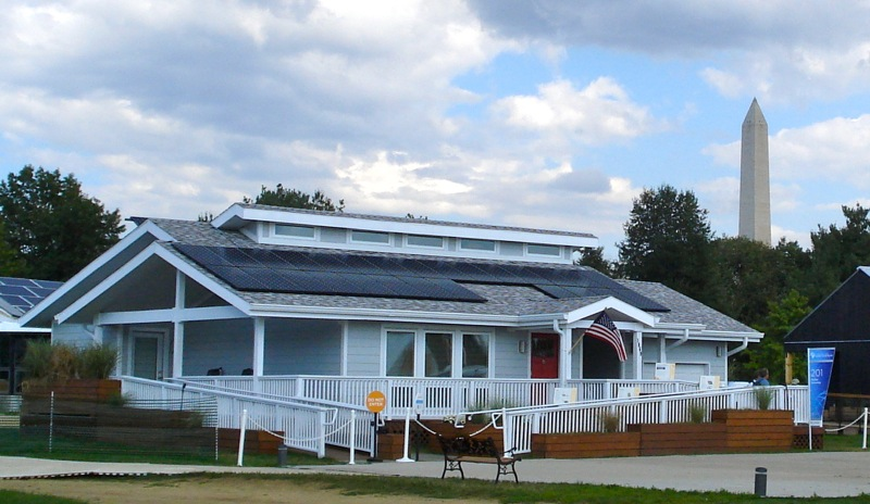 Washington Monument Solar Decathlon