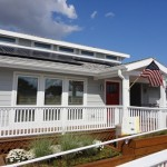 The University of Purdue created a Solar Decathlon house that would blend in with American suburbia.