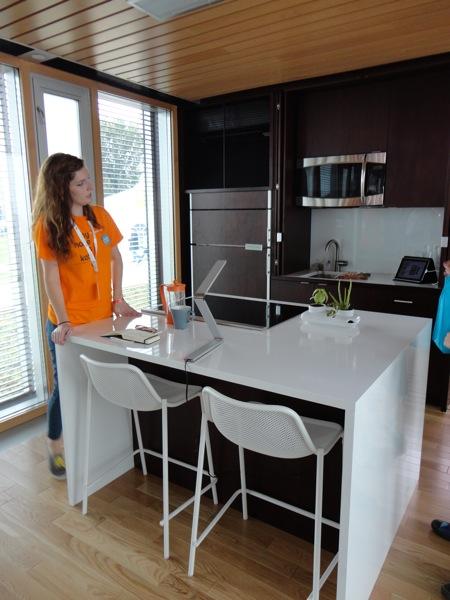 Solar Decathlon Kitchen
