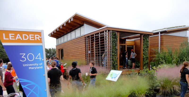 Leader of the Solar Decathlon
