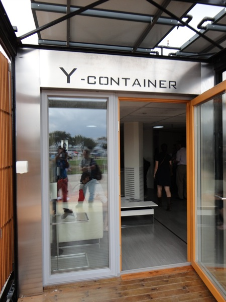 Y Container Box House