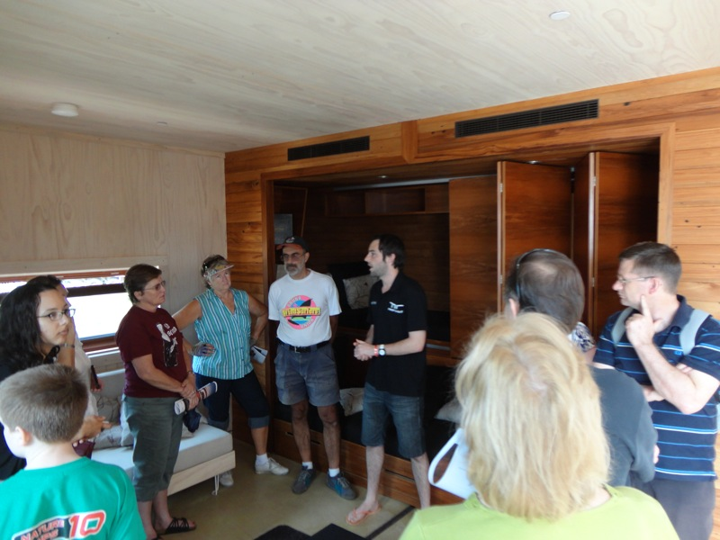 Solar Decathlon Tours