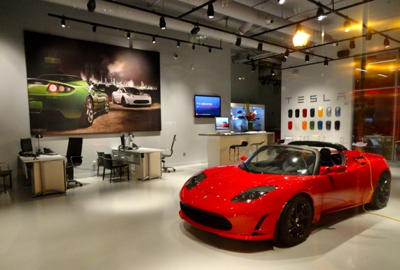 The Tesla Motors
