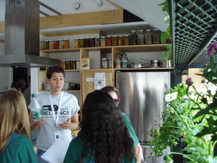 Kitchen Self-Reliance