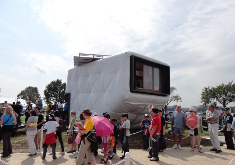 The Chip House 2011 Solar Decathlon