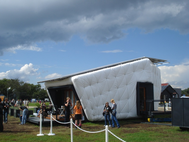 Solar Decathlon CHIP House