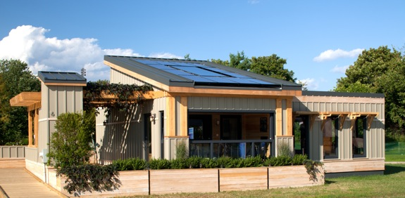 A Modular Solar Envelope House Green Passive Solar Magazine