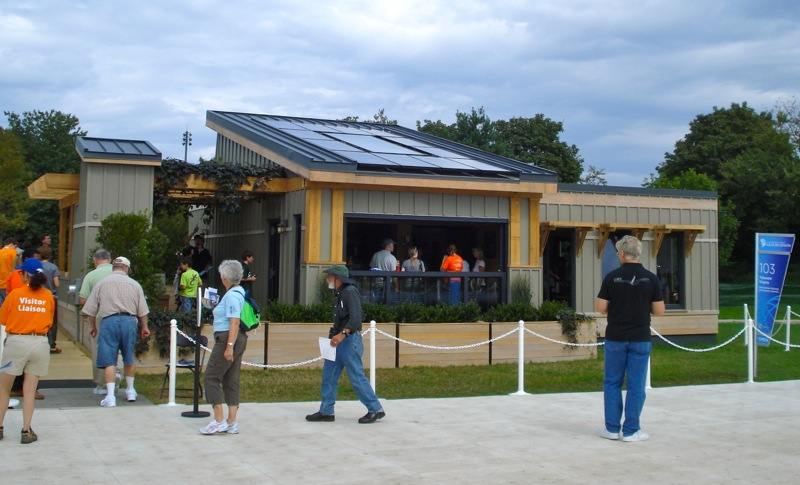 Solar Decathlon Unit 6