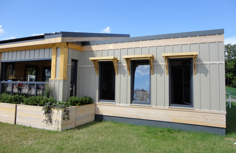 Unit 6 Home Solar Decathlon