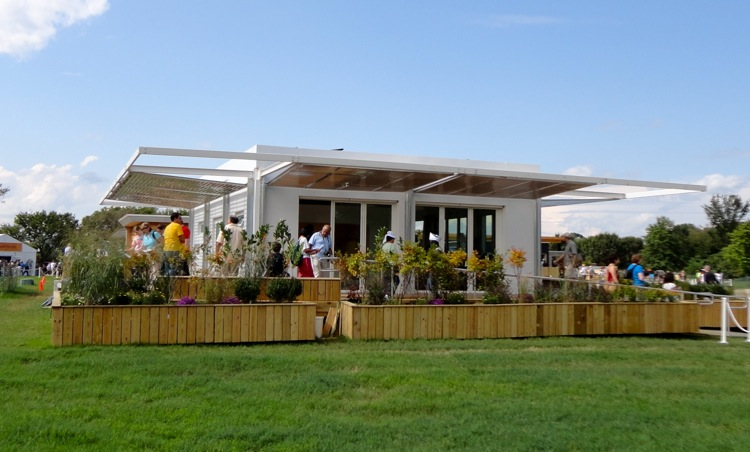 2011 FIU's Solar Decathlon Home