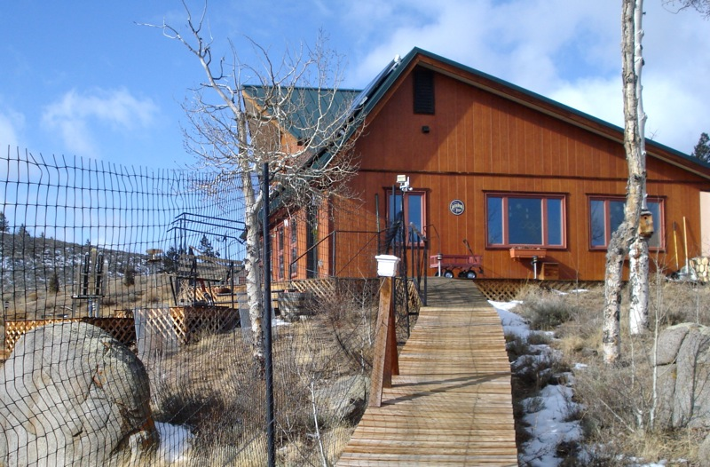 Awesome Passive/Active Solar House
