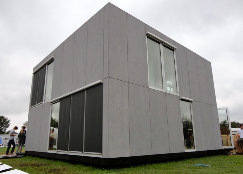 Ghent's E-Cube