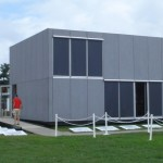 The 2011 Solar Decathlon E-Cube