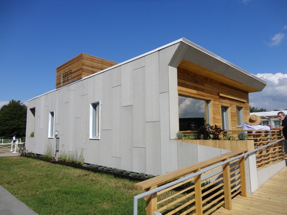 A Civic Minded And Efficient Solar House Green Passive