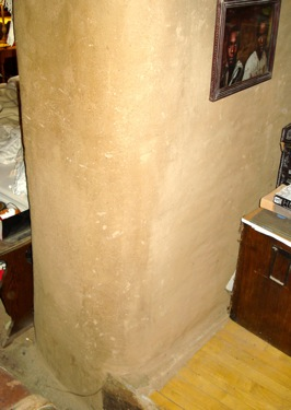 A Translucent Quonset Hut Retrofit On An Adobe Home