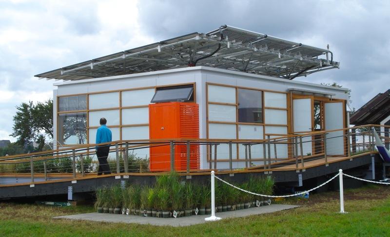 The Solar Roof Pod
