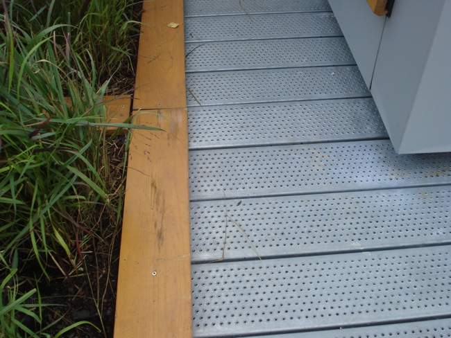 Drainage Solar Roof Pod